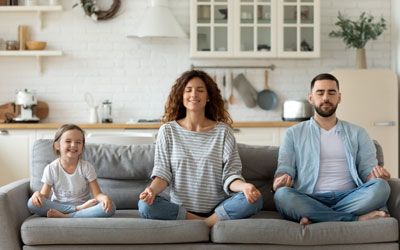 How to Practice Mindfulness at Home: 10 activities to help improve mental health