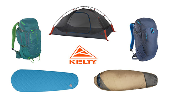 Win a Camping Bundle for Two from Kelty, worth £550