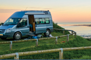 Little Guide to Motorhoming and Campervanning