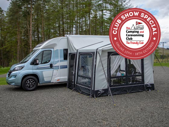 Win a Vango camping bundle worth over £1500!