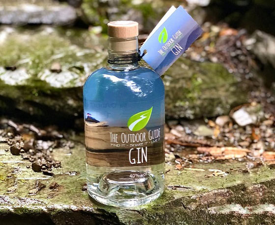 20% off The Outdoor Guide Gin