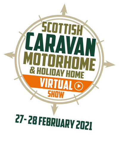 Scottish Caravan and Motorhome Holiday Home Show – Virtual