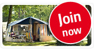 Membership of The Camping and Caravanning Club