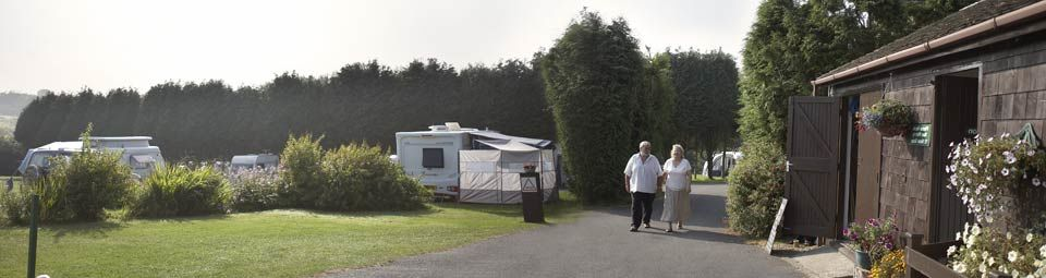 Looking after your caravan