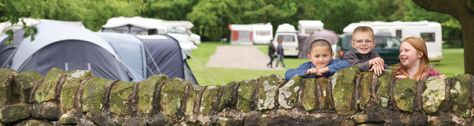 Oxfordshire Campsites