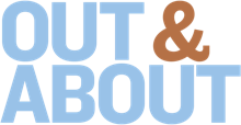 Out and About Logo
