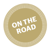 On the Road Badge