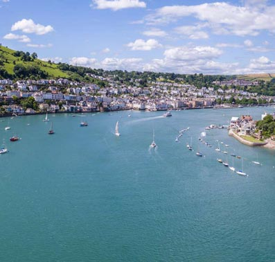 Dartmouth, Glamping Devon