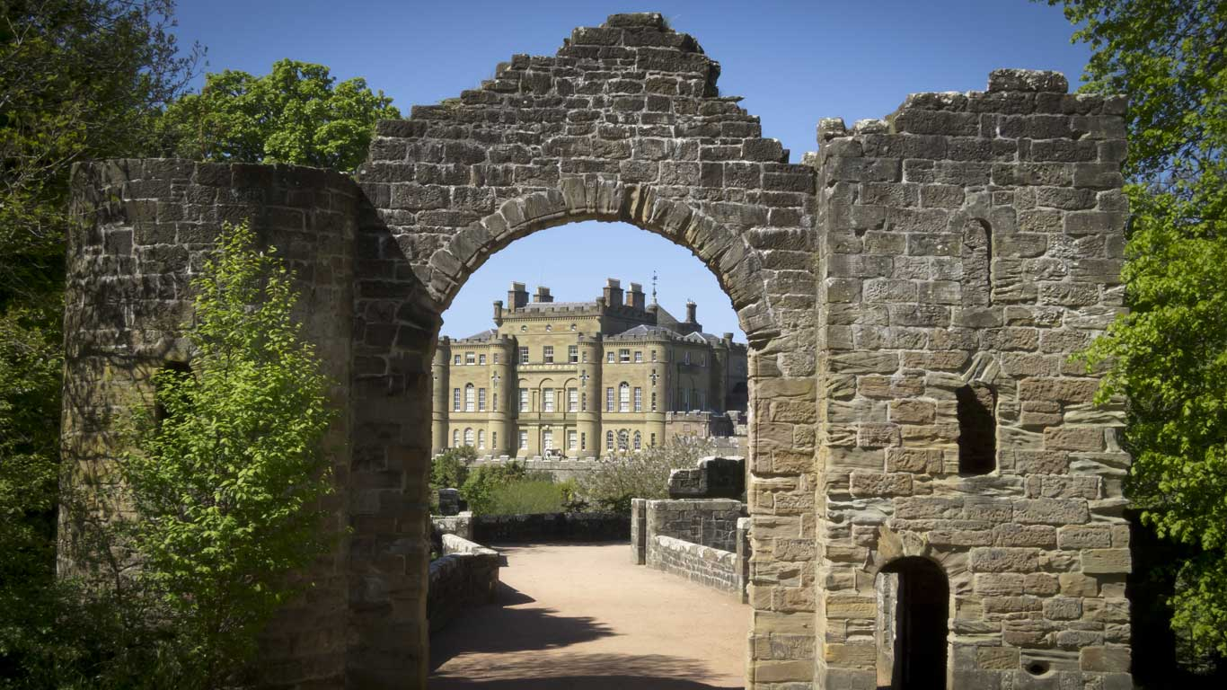 Glamping in Culzean Castle   Ayrshire Glamping   Ready Camp